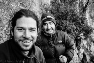 strong latin climbers