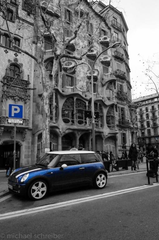 Gaudi vs. Mini